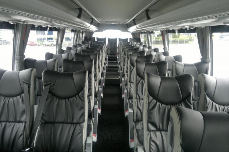 フライバス|ケプラビーク空港→レイキャビク市内のホテルへ