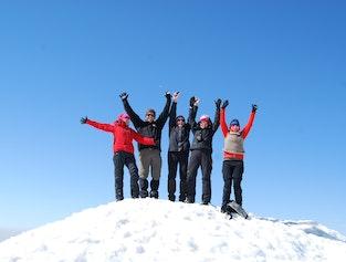 6 days hiking in Vatnajökull National Park