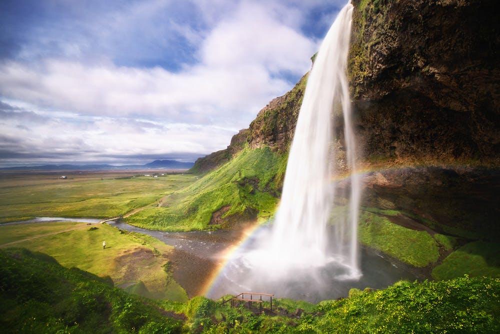 Eyjafjallajökull and South Coast