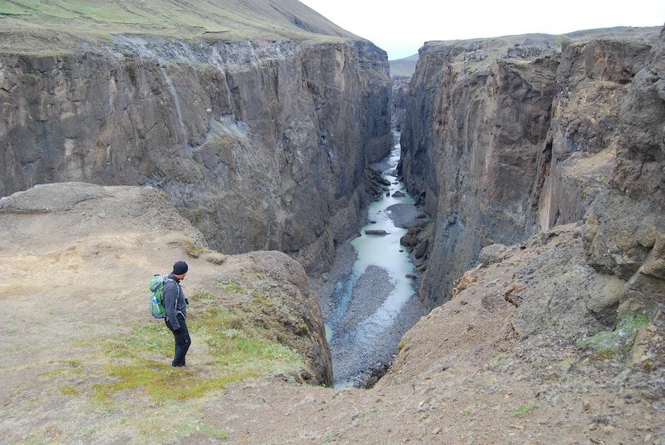 3 jours de randonn e dans le parc national vatnaj kull for Dans 3 jours