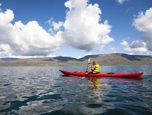 Discovering Hvalfjordur | Value Kayaking Tour (Small Groups)