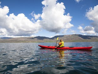 Discovering Hvalfjordur | Value Kayaking Tour (Small Groups)