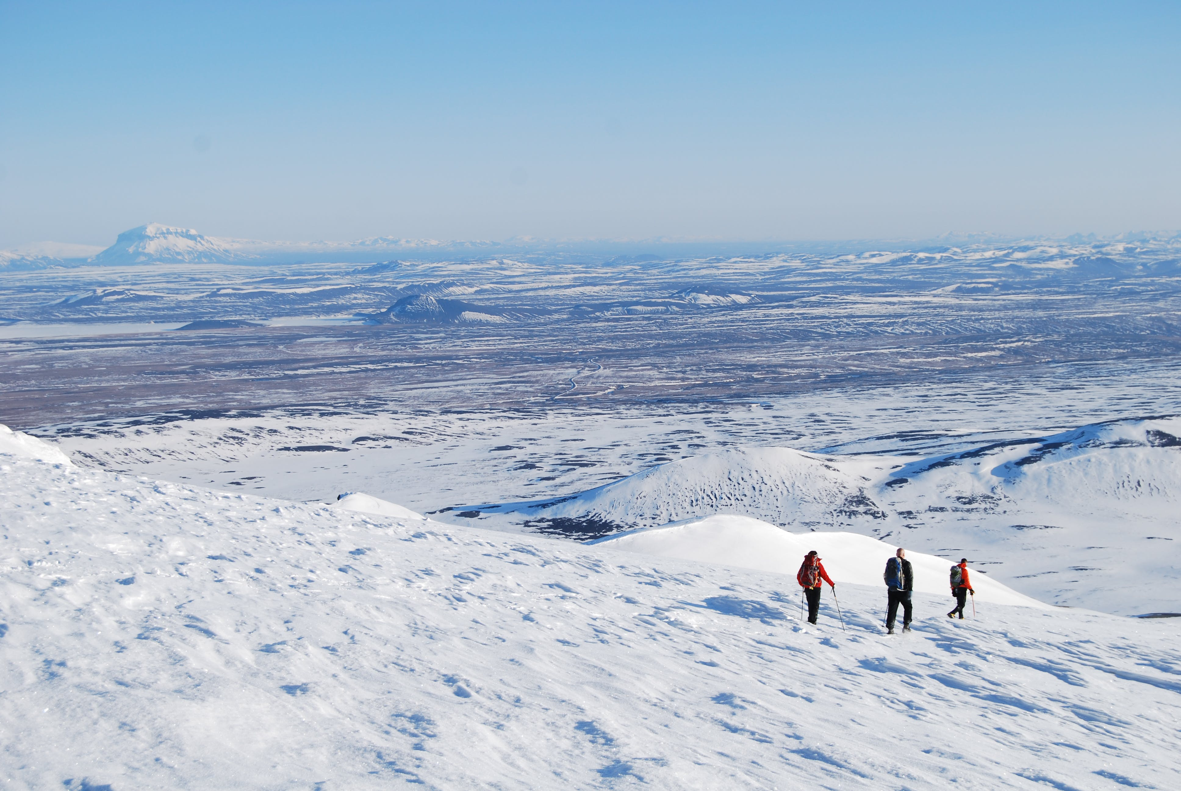 Mt. Snaefell Hiking | Day Tour