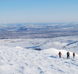 Randonnée au Mont Snaefell | Sommet de l'Est de l'Islande