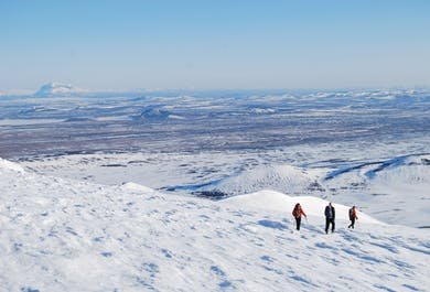 Mt. Snaefell Hiking   Day Tour