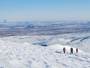 Randonnée au Mt. Snaefell dans l'Est de l'Islande | Niveau modéré