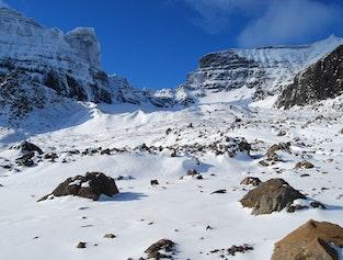 Mt. Dyrfjöll Hiking Day tour