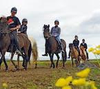 Monter un cheval islandais est presque une expérience essentielle pour connaître l'histoire et la culture.