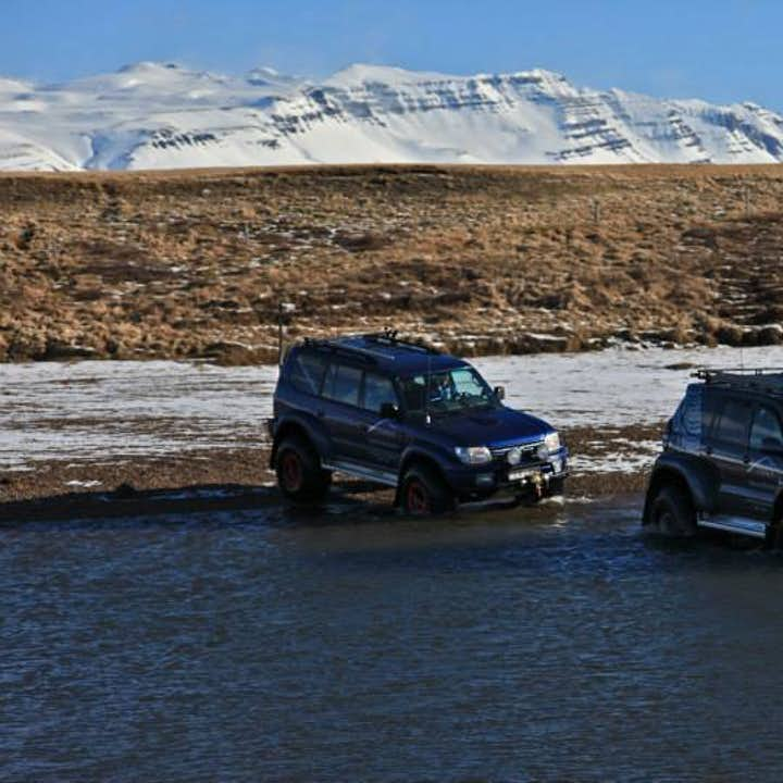 The Streiti Coast Super Jeep Sightseeing Tour takes you into regions that are inaccessible to normal vehicles.