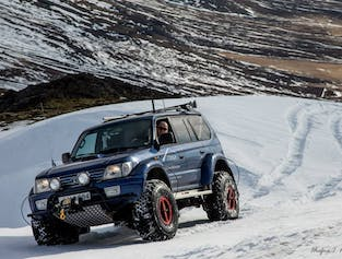 Mt. Kistufell | Super Jeep Winter Safari