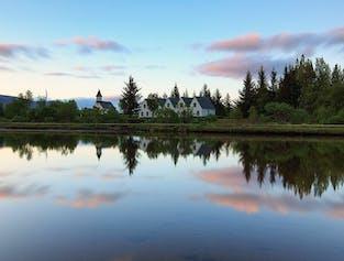 The Popular Golden Circle Tour | Geysir, Gullfoss and Thingvellir width=