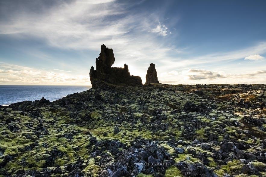 Discover Lóndrangar - the Rocky Castle in Snæfellsnes