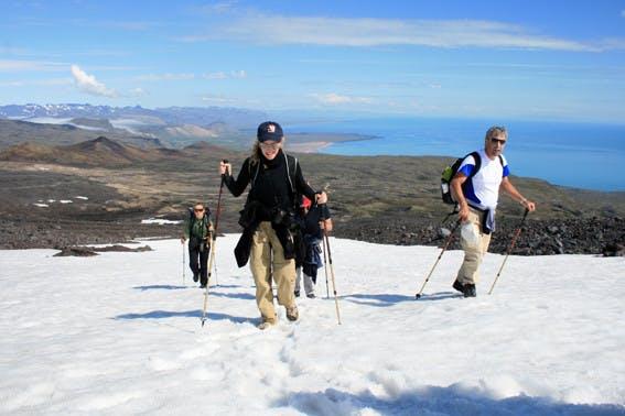 Gletscherwanderung auf dem Snæfellsjökull | Anspruchsvoll