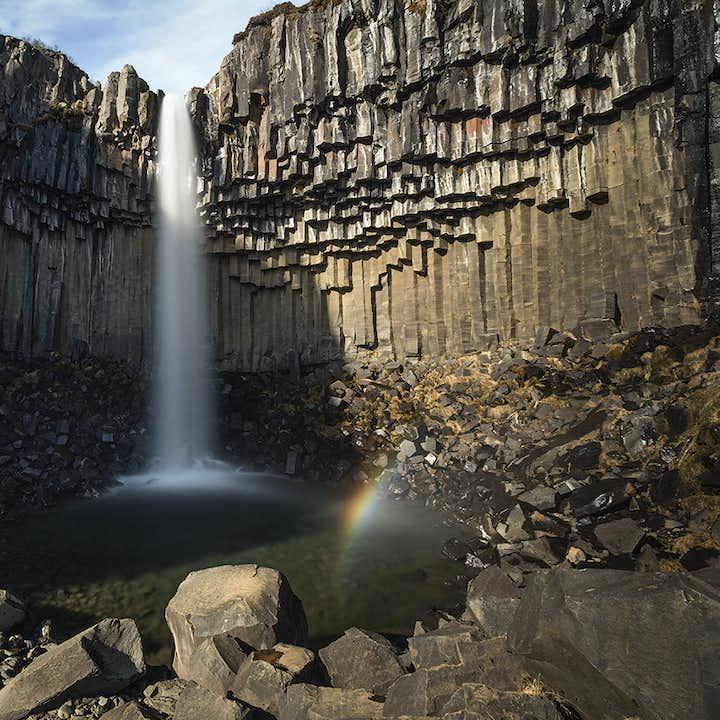 6-dniowa budżetowa, samodzielna wycieczka po Islandii ze Złotym Kręgiem i laguną Jokulsarlon