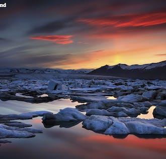 แพ็คเกจขับรถเที่ยว 6 วัน   วงกลมทองคำ บลูลากูน & ทะเลสาบธารน้ำแข็งโจกุลซาลอน