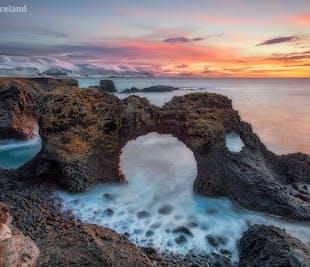 5일간의 렌트카여행 패키지   아이슬란드 서부의 아름다움