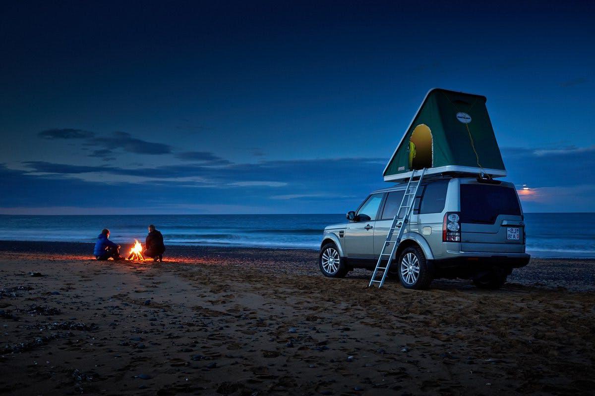 Camping Cars Car Rental hero image