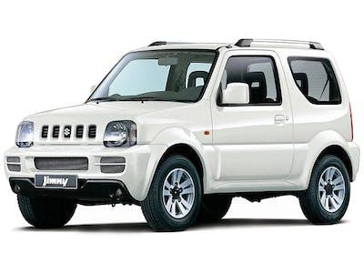 Suzuki Jimny 2015