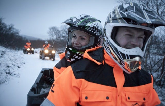4 Day Winter Tour in East Iceland
