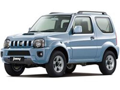 Suzuki Jimny 4x4  Manual (FREE WIFI) 2015-  2016