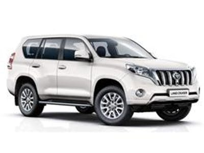 Toyota Land Cruiser 150 Automatic 2017