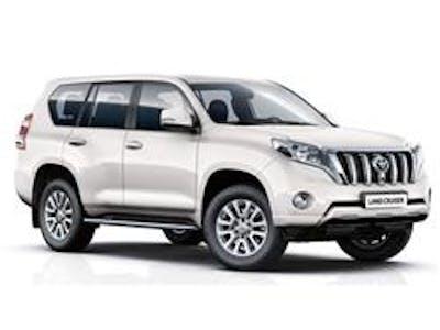 Toyota Land Cruiser 150 boîte automatique 2015