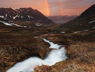 8-дневный летний автотур | Западные фьорды и полуостров Снайфелльснес