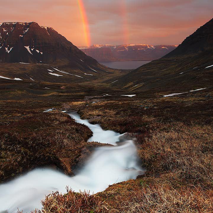Spersonalizowana 8-dniowa samodzielna wycieczka organizowana latem, po islandzkich Fiordach Zachodnich i półwyspie Snaefellsnes