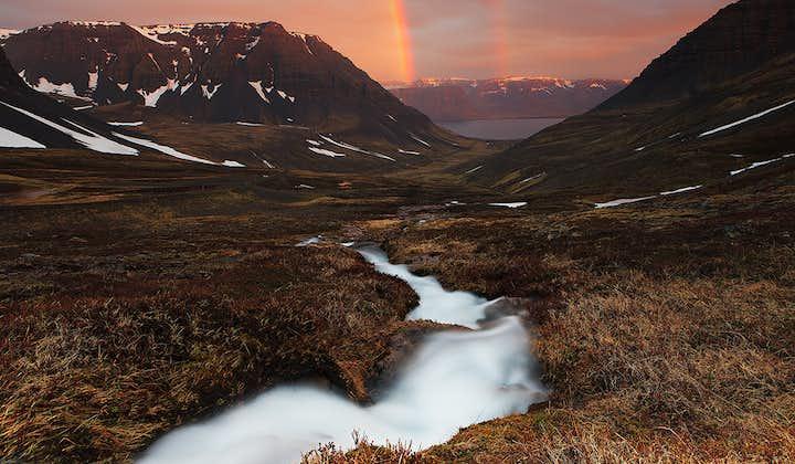 Viaje a tu aire de 8 días en verano   Fiordos del oeste y península de Snæfellsnes