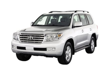 Toyota Land Cruiser Automatik