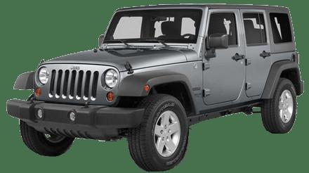 Jeep Wrangler Automatic 2014