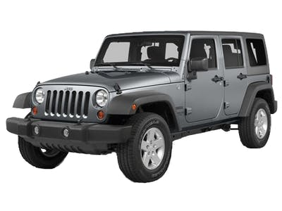 Jeep Wrangler Automatic 2014