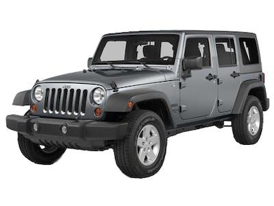 Jeep Wrangler Automatic 2017