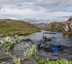 Snorkelling in Silfra will leave anyone reeling from the natural beauty of Iceland.