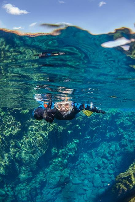 Golden Circle & Silfra Snorkelling Small Group Tour
