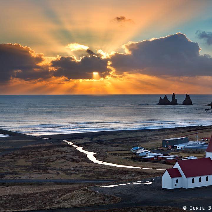 4일 여름 아이슬란드 렌트카 여행 패키지| 골든서클과 비크 자동차 일주