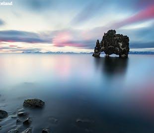 9 dni, samodzielna podróż   Dookoła Islandii i półwysep Snaefellsnes
