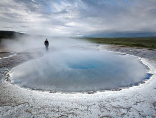 4일 아이슬란드 저예산 렌트카 여행 패키지| 골든서클과 빙하 자동차 일주