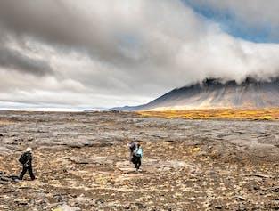 Cave Exploration Lofthellir from Akureyri