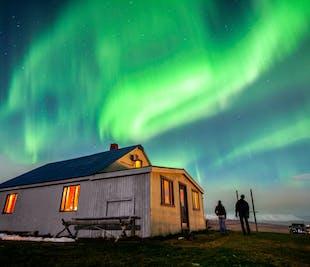 A la búsqueda de la aurora boral desde Akureyri