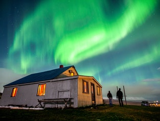 The Northern Lights Tour from Akureyri
