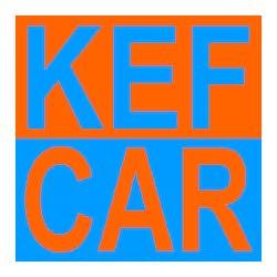 Bílaleiga Keflavíkur - KEFCAR logo