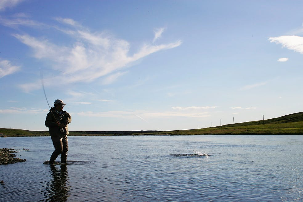 The Golden Circle Value Tour | Fishing & Sightseeing