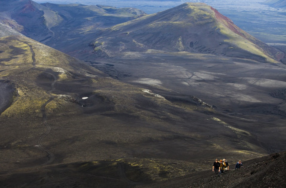 Hekla Volcano Hiking Day Tour Guide To Iceland