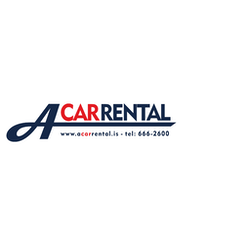 A Car Rental logo