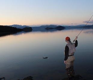 Пресноводная рыбалка | Реки и озера Исландии
