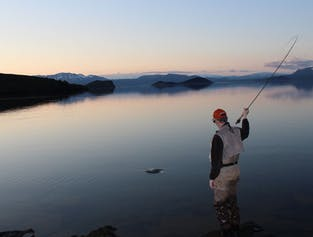 Lake and River Fishing in Iceland   Angling Tour