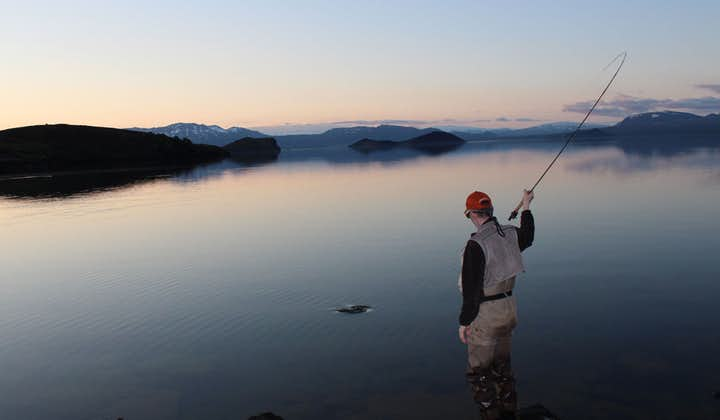 Very little can match the relaxing solitude that comes with angling in Iceland's river systems.