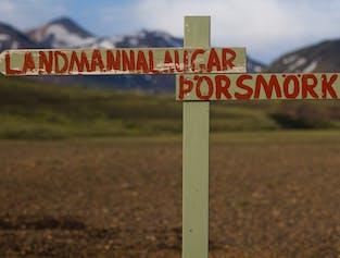 Landmannalaugar to Thorsmork   Five-day hiking tour