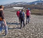 Landmannalaugar to Thorsmork | Five-day hiking tour